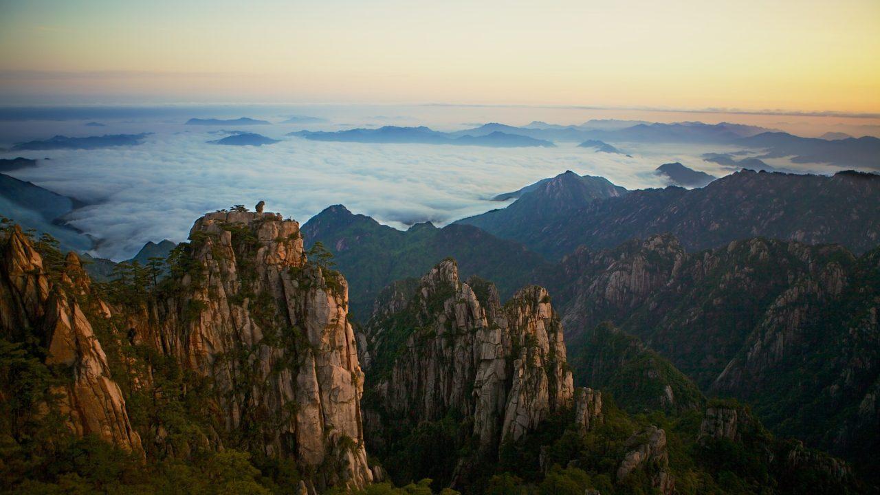 china-yellow-mountains