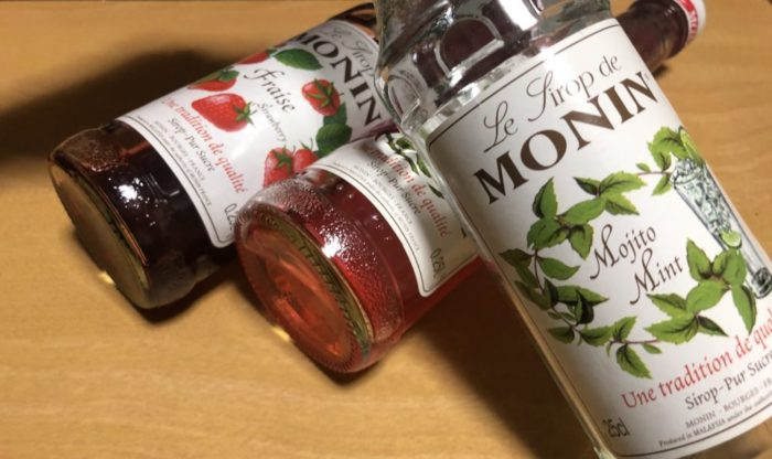 monin-syrup