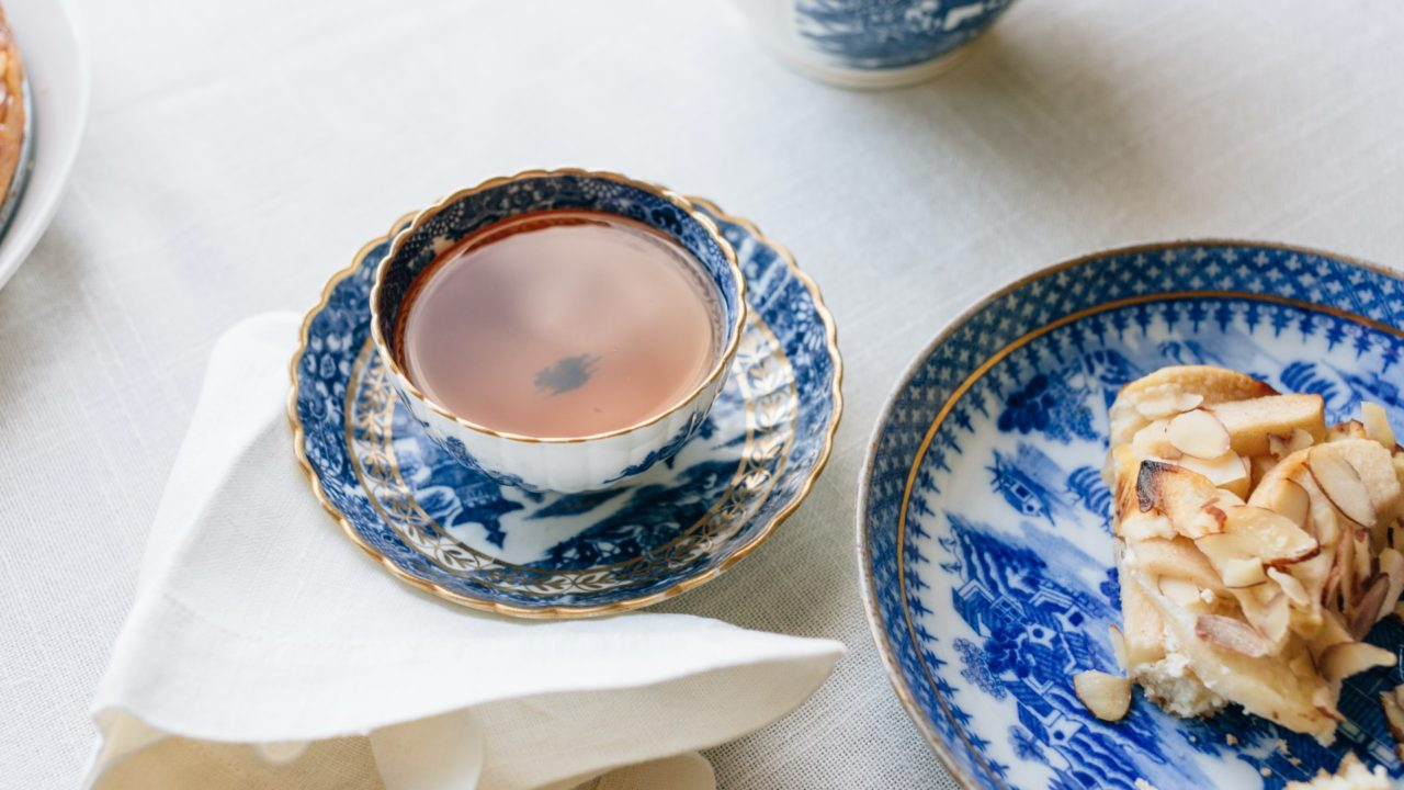 tea-food