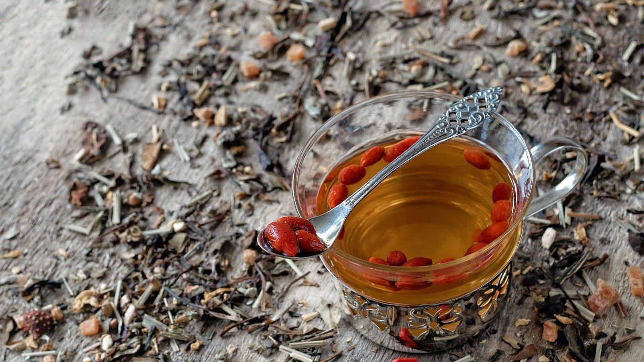 berry-tea