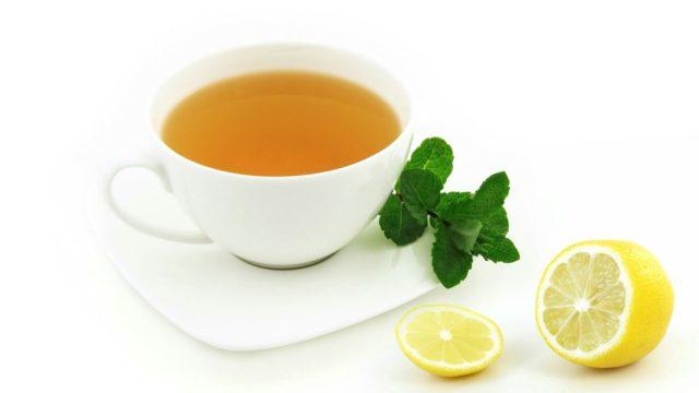Citrus tea