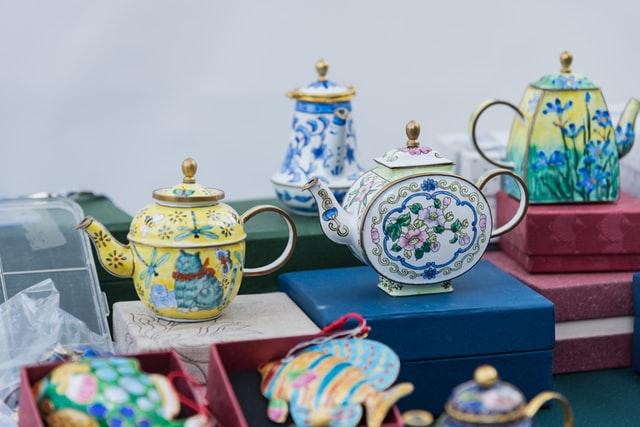 teapot-Pottery